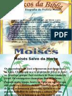 A História e Biografia Do Profeta Moisés