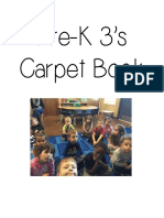prek 3 carpet book