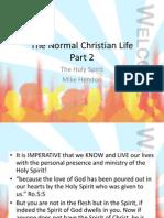 The Normal Christian Life.pptxHolySpiritpart2