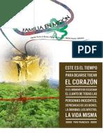 Familia en Misión Nº 10 (Abril 2016)