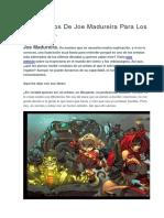 10 Consejos De Joe Madureira Para Los Dibujantes.pdf