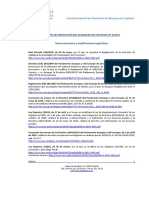 Boletín de Prevención Del Blanqueo de Capitales 2-2015. Abogacía Española