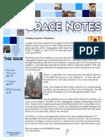 April 2016 Grace Notes