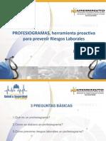 IVAN LOPEZ - Los Profesiogramas, Herramienta Proactiva Para Prevenir Riesgos Laborale