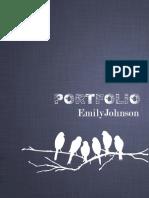 Emily Johnson Portfolio