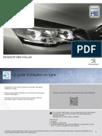 508 Hybrid4 1 Fr Manuel Guide Utilisation 2014