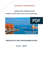 Conference Abstract book