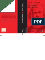 Karl Marx. Antropologo. Patterson, Thomas
