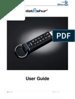 IStorage Datashur User Guide - V2.1