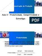 Aula 2 - PRODUTIVIDADE COMPETITIVIDADE E ESTRATÉGIA.ppt