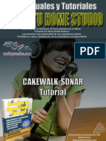Cakewalk Sonar (Tutorial)