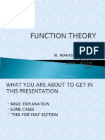 Function Theory