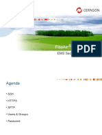 350 - Ceragon - IP-10G EMS Security - Presentation v1.2