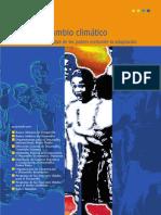 Pobreza y Cambio Climático Reducir La Vulnerabilidad de Los Pobres Mediante La Adaptación