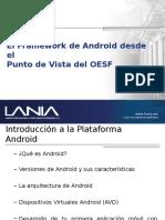 Día 1- Introduccion a Android y Activities, Fragments e Intents