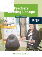 Teachers Leading Change