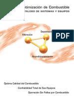 A5-AXI Catálogo de Productos Optimización de Combustible