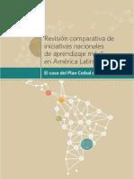 Revisión comparativa de iniciativas nacionales de aprendizaje móvil en América Latina