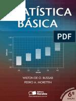 Morettin e Bussab - Estatística Básica (6ª Ed.)