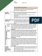 lesson plan sample 2