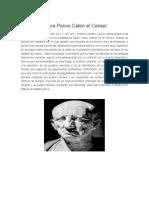 Personajes de Antropologia y Conprension