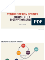 Motivation Sprint Kickoff Presentation