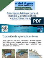 Conceptos basicos para el manejo y proteccion de captaciones de agua subterranea. Clara Agudelo SENARA.pdf