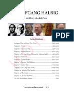 Wolgang Halbig Tell All E-Book