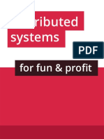Mixu Distributed Systems Book