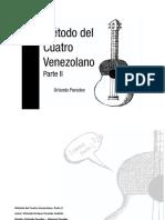 Método del Cuatro Venezolano. Parte II