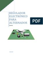 PRACTICA Regulador Electronico Alternador