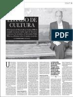 Legado de Cultura - Entrevista al historiador Pablo Macera sobre el SHRA.
