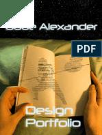 Design Portfolio Gabe Alexander
