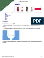 Braguilha _ Cortanto e Costurando