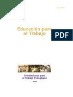 Otp Educacion Para El Trabajo
