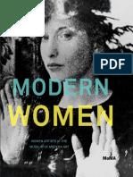 Butler, Cornelia H._ Schwartz, Alexandra-Modern Women _ Women Artists at the Museum of Modern Art-Museum of Modern Art (2010)