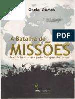 A Batalha de Missões - Geziel Gomes.pdf