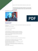 Renuncia a Dar Clases de Periodismo en La ORT Leonardo Haberkorn