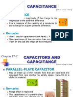 Physics-Capacitance