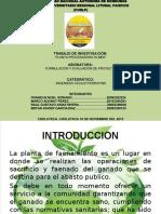 Rastro Municipal (Carnilandia)