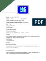 Planificacion 2 Letra t Lengua 1er Grado.