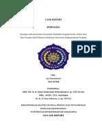 Case Report Vertigo Perifer