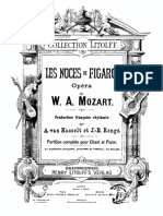 The Marriage of Figaro (Mozart) (Voice & Piano)