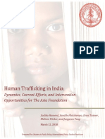 Stanford Human Trafficking India Final Report
