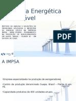 Ger. Qualidade - Eficiencia Energética Sustentável