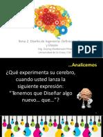 Diseño de Ingeniería Definición, Tipo de Diseño y Etapas