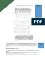 Informe Parasito...Cestodos Intestinales y Tisulares