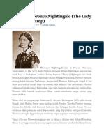 Biografi Florence Nightingale