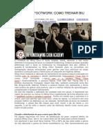 Wing Chun Footwork