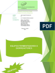 Equipos Fermentadores o Biorreactores Falta Las Pautass